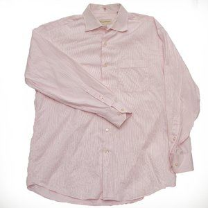 TOMMY BAHAMA Long Sleeve Button Down Size 15.5